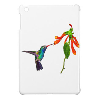 Wild Hummingbird Bird-lover's Art Series iPad Mini Case