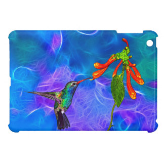 Wild Hummingbird Bird-lover's Art Series iPad Mini Cover