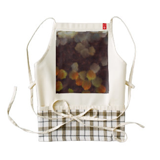 Wild imagination zazzle HEART apron