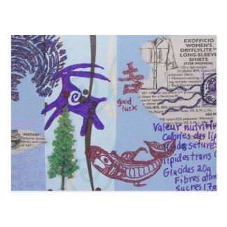 Wild Inspiration Postcards