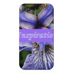 Wild Iris alaska wildflower i phone 4 speckcase iPhone 4/4S Case