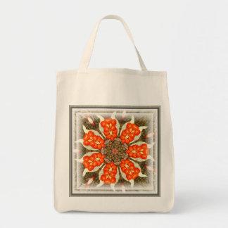 Wild Iris Berry Design ~ Organic Grocery Tote