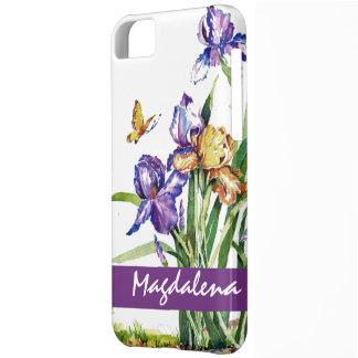 Wild Irises Case For iPhone 5C
