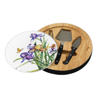 Wild Irises Cheese Board