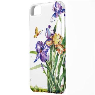 Wild Irises iPhone 5C Cover