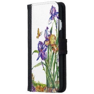 Wild Irises iPhone 6/6s Wallet Case