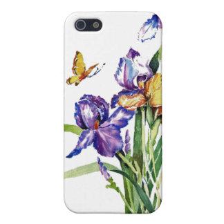 Wild Irises iPhone SE/5/5s Case