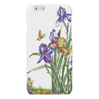 Wild Irises Matte iPhone 6 Case