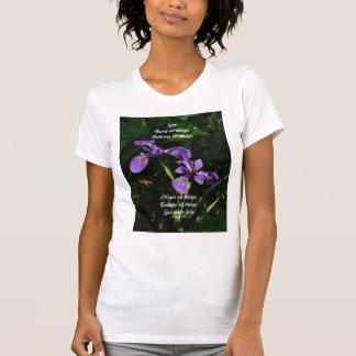 Wild Irises T Shirt