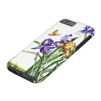 Wild Irises Tough iPhone 6 Case