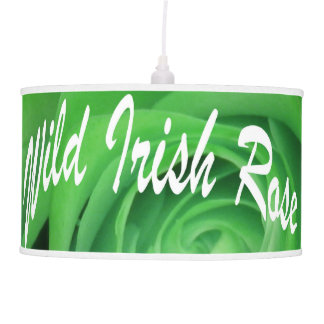 Wild Irish Rose Ceiling Lamp