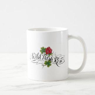 Wild Irish Rose Classic White Coffee Mug