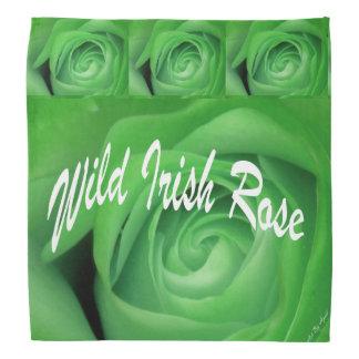 Wild Irish Rose Bandana