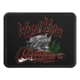 WILD KATS Band 'ROARIN' Hitch Cover