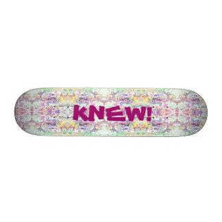 """""""Wild & KNEW!"""" Skateboard"""