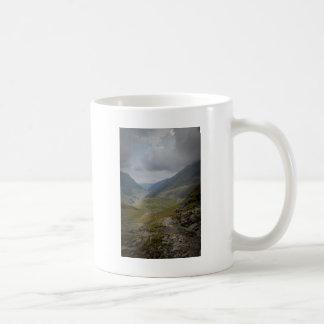 Wild landscape in Romania Coffee Mug