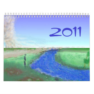 Wild Landscapes 2011 Calendar