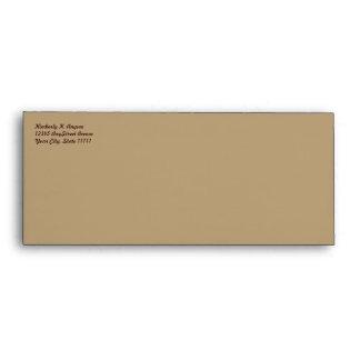 Wild Leopard Faux Fur Lined Envelopes