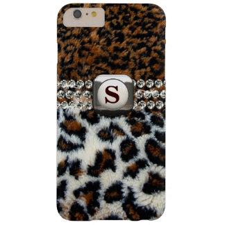 Wild Leopard Fur iPhone 6 Plus Case