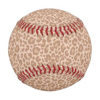 Wild Leopard Baseball
