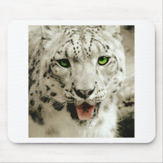 Wild Leopard Mouse Pad