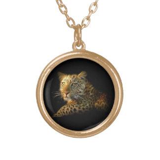 Wild Leopard Necklace