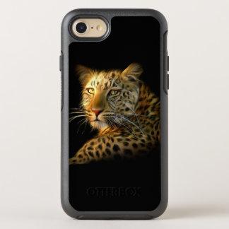 Wild Leopard OtterBox Symmetry iPhone 8/7 Case