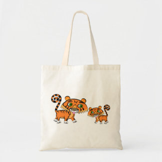 Wild Life Canvas Bag