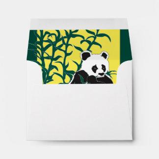 WILD LIFE BEAR  A2 Note Card Envelope