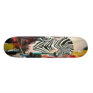 Wild Life Black Skateboard