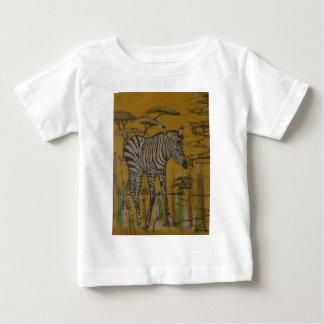 Wild Life Kenya African Safari Zebra.png Shirt