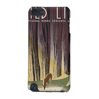 Wild Life - The National Parks preserve all Life. iPod Touch 5G Cover