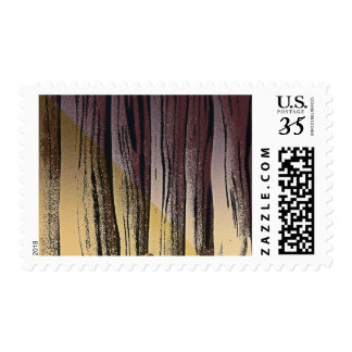 Wild Life - The National Parks preserve all Life. Postage Stamp