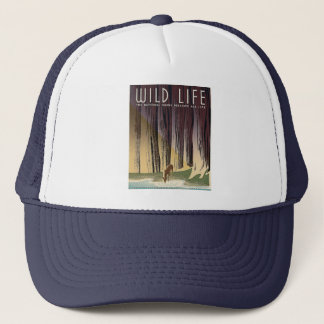 Wild Life - The National Parks preserve all Life. Trucker Hat