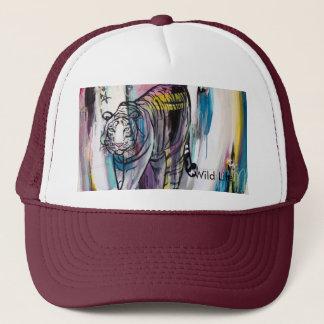 Wild Life Trucker Hat