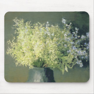 Wild Lilacs and Forget-Me-Nots, 1889 Mouse Pad
