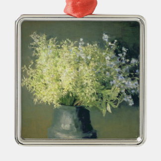 Wild Lilacs and Forget-Me-Nots, 1889 Christmas Tree Ornaments