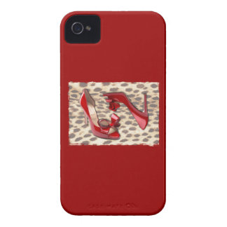 Wild Little Red Bo Peep Case-Mate iPhone 4 Cases