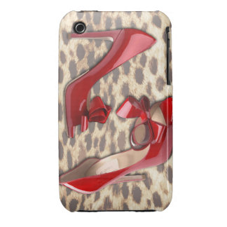 Wild Little Red Bo Peep iPhone 3 Covers