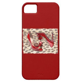 Wild Little Red Bo Peep iPhone SE/5/5s Case
