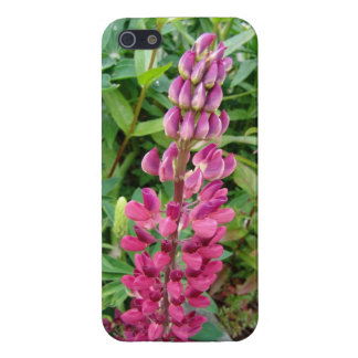 Wild Lupine Case For iPhone SE/5/5s