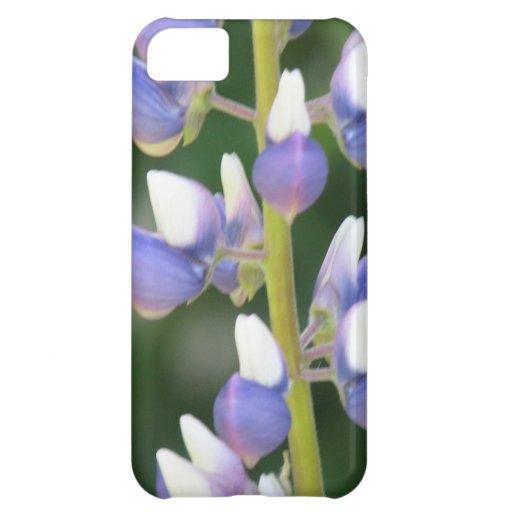 Wild Lupine iPhone 5C Cover