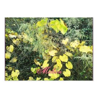 Wild Mabon Autumn Equinox Card