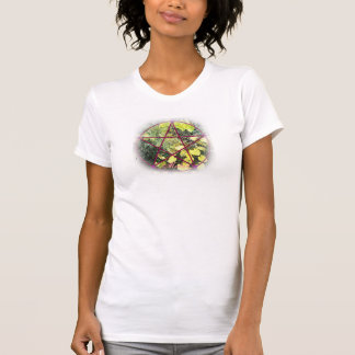 Wild Mabon Pentacle T-Shirt