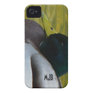 Wild Mallard Duck Drake Case-Mate iPhone 4 Case