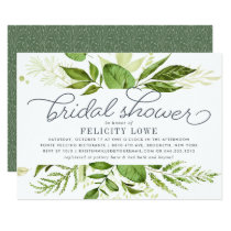 Wild Meadow Bridal Shower Invitation