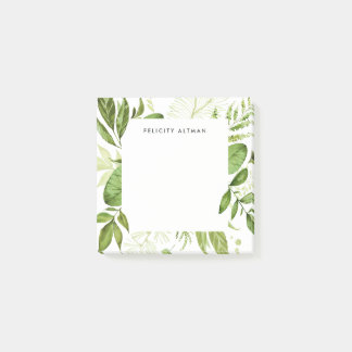Wild Meadow | Personalized Post-it Notes