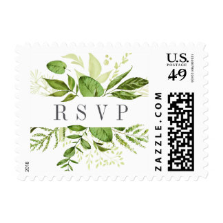 Wild Meadow RSVP Postage
