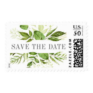 Wild Meadow Save the Date Postage