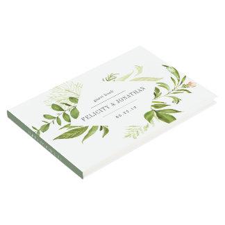 Wild Meadow Wedding Guest Book